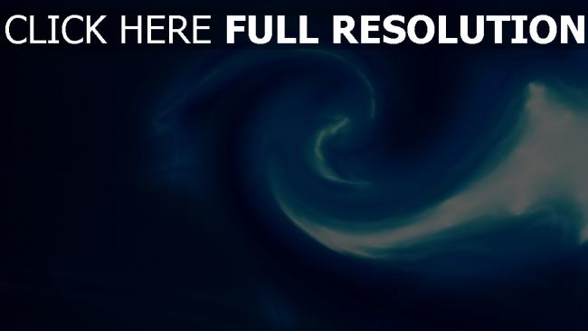 fond d'écran hd courbe énergie illuminée bleu