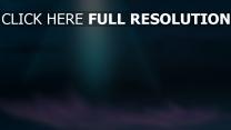 bleu lumière bleu foncé arrière-plan flou