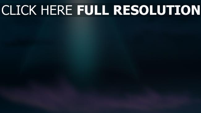 fond d'écran hd bleu lumière bleu foncé arrière-plan flou