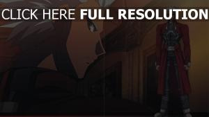 Fate/stay night guerrier regard