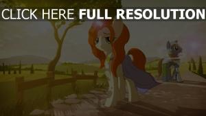 licorne princesse triste route
