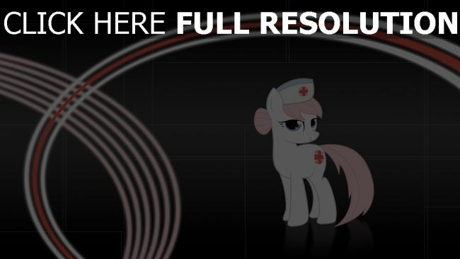 fond d'écran hd infirmière cheval bébé courbe mignonne