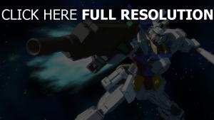 gundam age fusil d'assaut robot