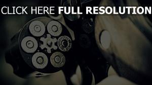 revolver munitions