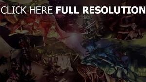 oda nobunaga bataille personnages principaux