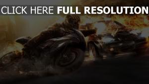 moto tirer explosion chevrolet