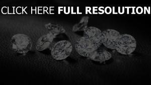 diamant précieux gros plan