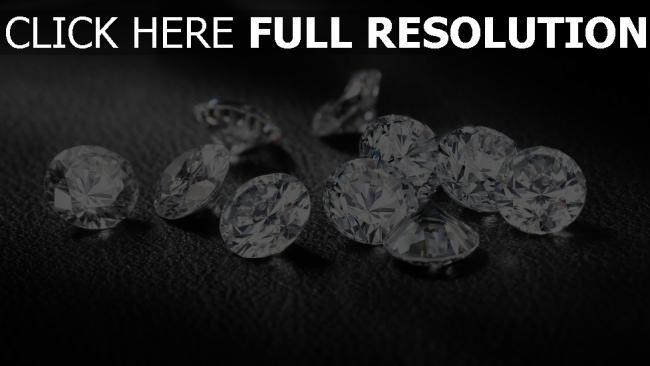fond d'écran hd diamant précieux gros plan
