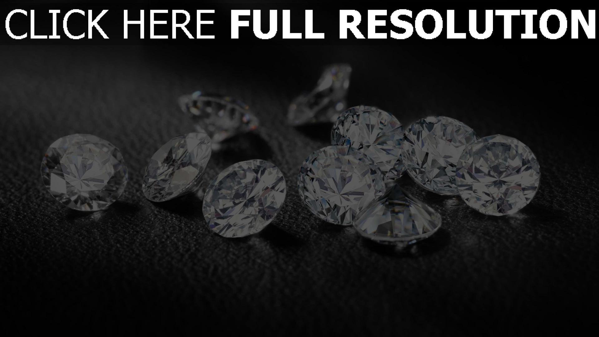 fond d'écran 1920x1080 diamant précieux gros plan