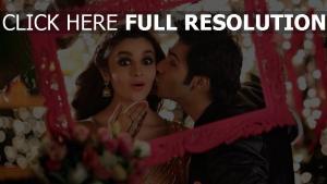 alia bhatt varun dhawan baiser visage