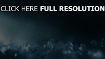 cristal arrière-plan flou