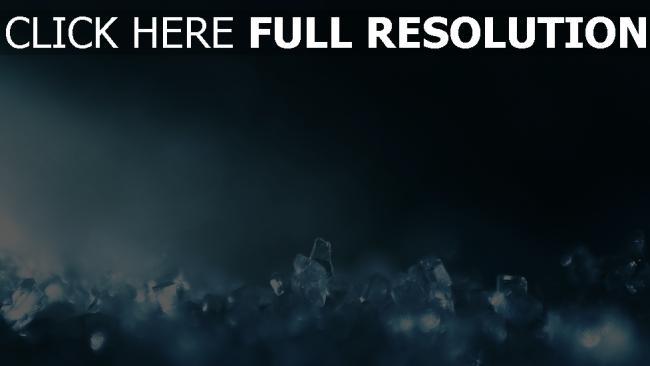 fond d'écran hd cristal arrière-plan flou