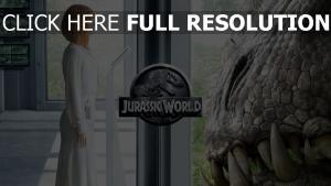 monde jurassique dinosaure symbole