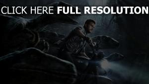 monde jurassique raptor chris pratt