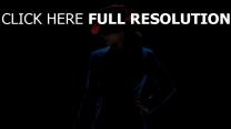 agent carter manteau silhouette hayley atwell