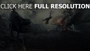 bataille pour sevastopol navire mer