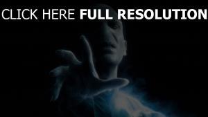 voldemor super-vilain geste sort de magie