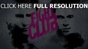 club de combat graffiti personnages principaux