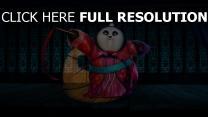 kung fu panda kimono