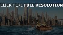 minions barque new york
