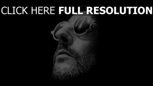 leprofessionnel visage lunettes de soleil jean reno
