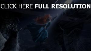 rebelle princesse robe saut