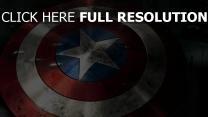 capitaine america bouclier symbole