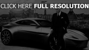 007 spectre daniel craig costume voiture sportive de prestige