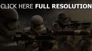 stormtrooper viser fusil d'assaut