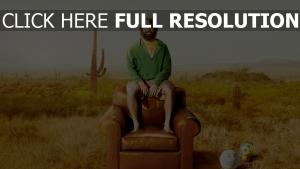 the last man on earth desert personnages principaux