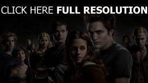 twilight personnages principaux