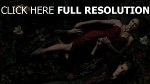 journal d'un vampire ian somerhalder robe de soirée