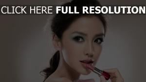 maquillage naturel beauté
