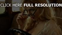ancilla tilia visage lunettes élégant