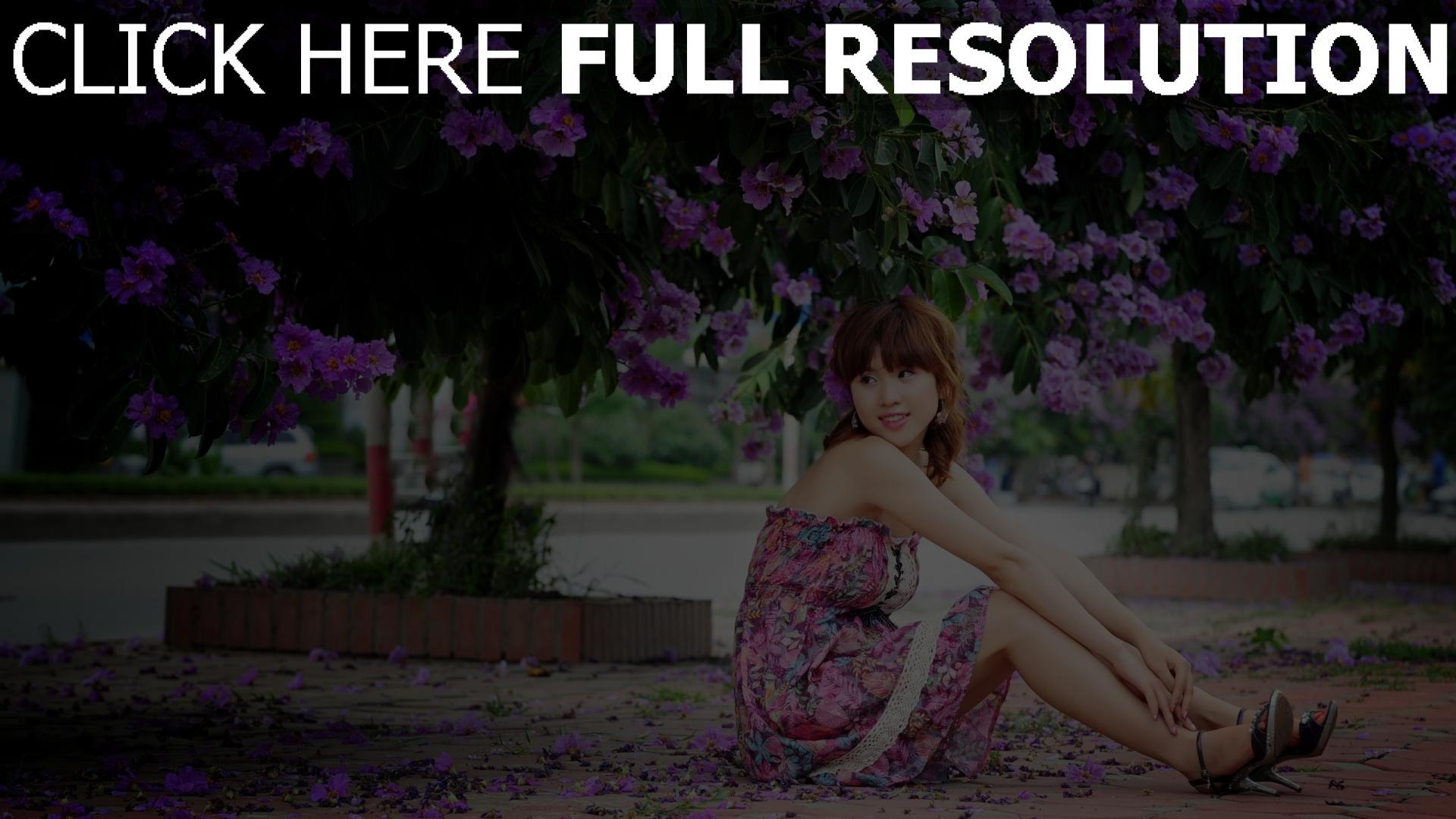 fond d'écran 1920x1080 lilas robe rêveur