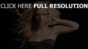 britney spears rage blond chanteuse