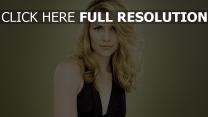 claire danes bouclé cheveux blond actrice
