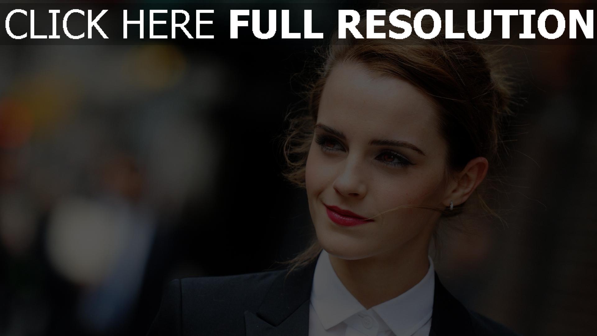 Regard Actrice Rouge Emma À D'écran Fond Élégant Lèvres Hd Watson If7bmY6gyv