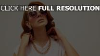 lana del rey sensuel lunettes de soleil