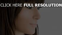 olivia wilde yeux bleus vue de côté