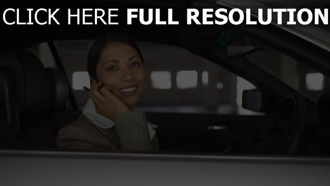 fond d'écran hd femme d'affaires mulatta visage sourire