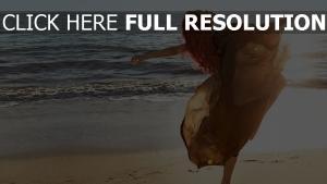 rihanna geste côte lever du soleil