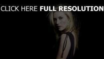 kate winslet blond actrice regard