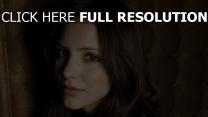 katharine mcphee brunette regard actrice