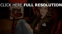 keira knightley style urbain cheveux bruns actrice