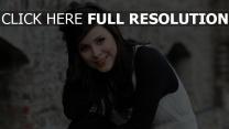 lena mayer brunette chanteuse