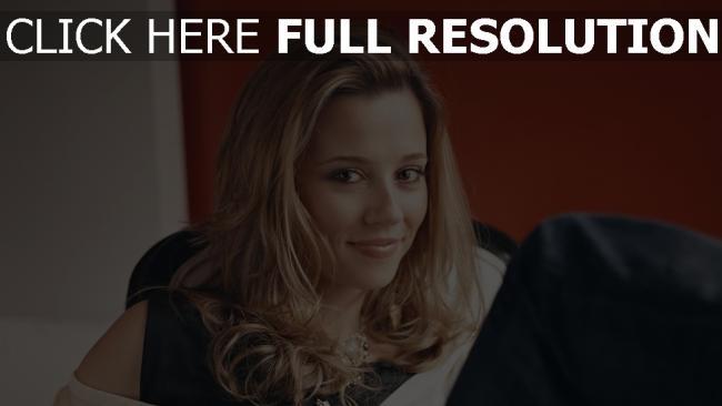 fond d'écran hd linda cardellini cheveux clairs sourire actrice