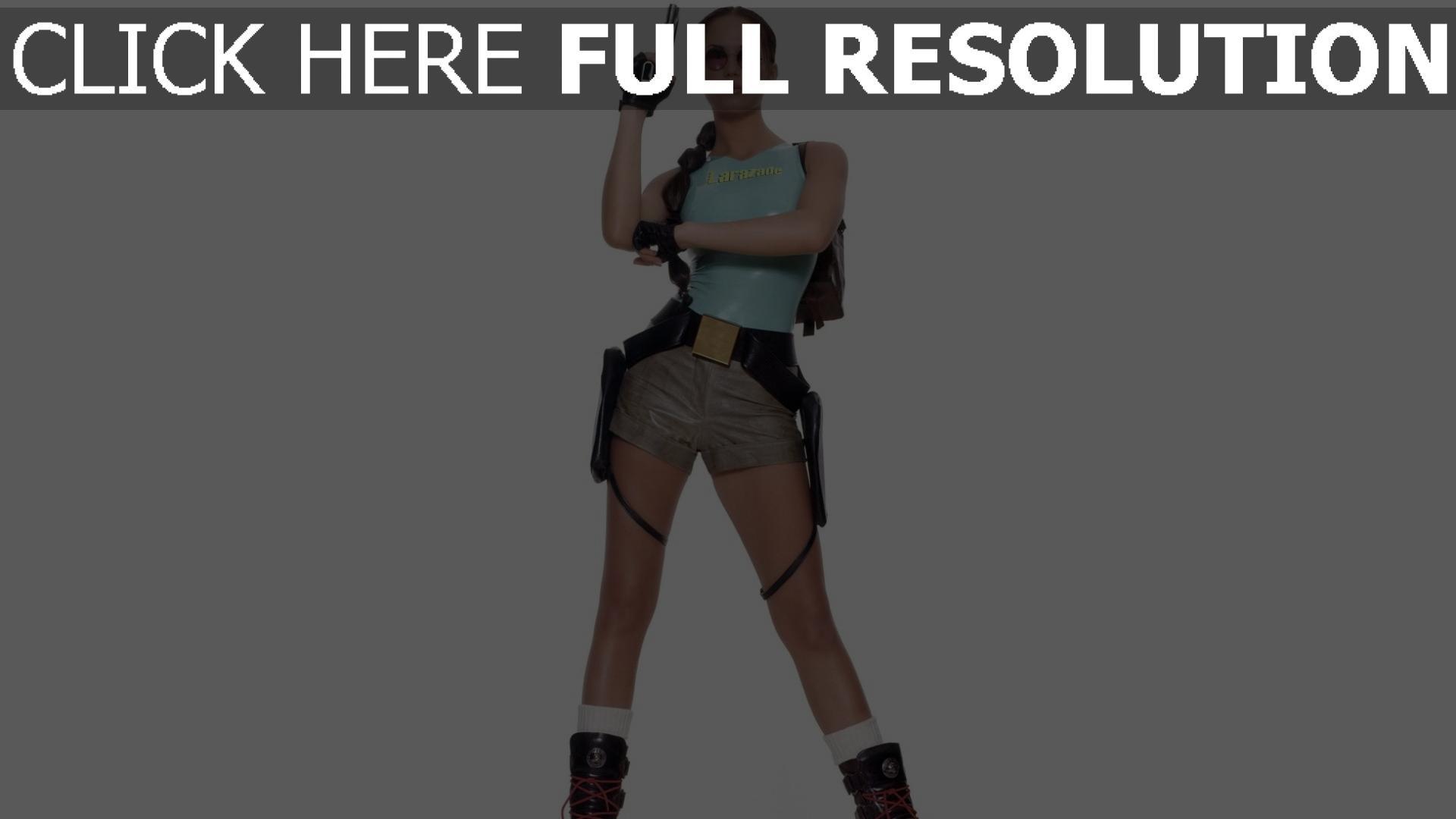fond d'écran 1920x1080 lucy clarkson pistolet mannequin