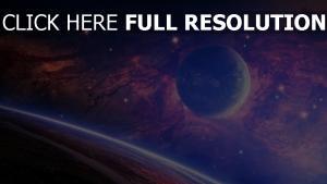 satellite nébuleuse