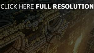 structure mécanisme grand